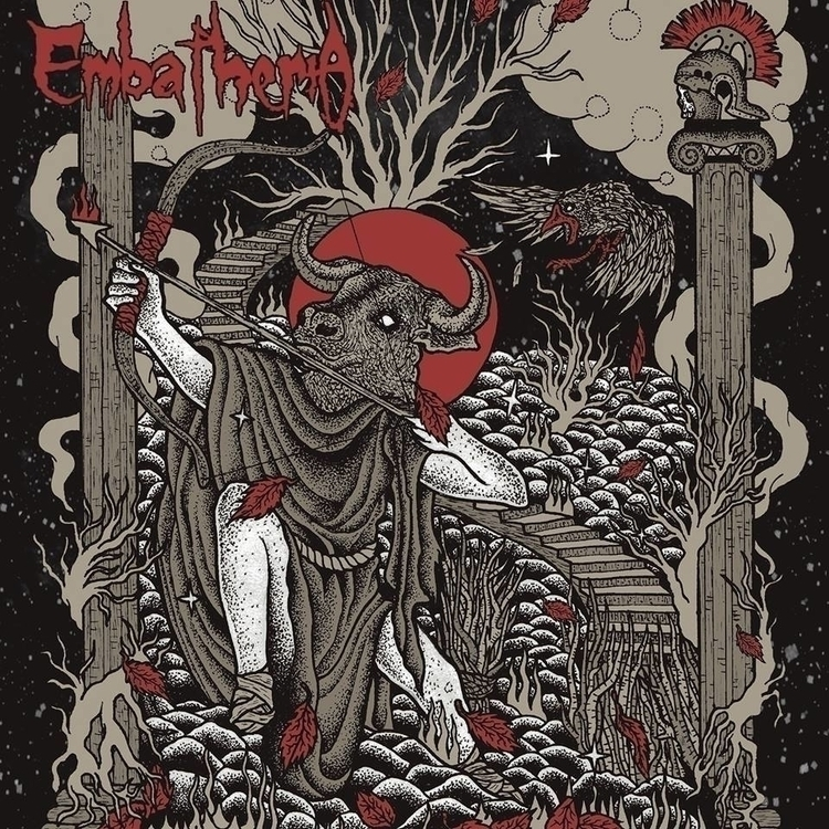 cover artwork Embatheria - embatheria - shapefromhell | ello