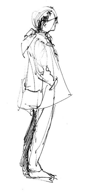 Figure | Sketch - sketch, figure - liovamilla | ello