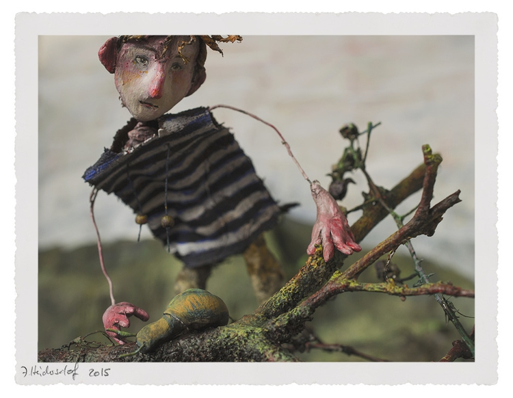 doll, sculpture - checanty | ello