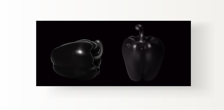 BW - blackandwhite, pepper, poster - cardula | ello