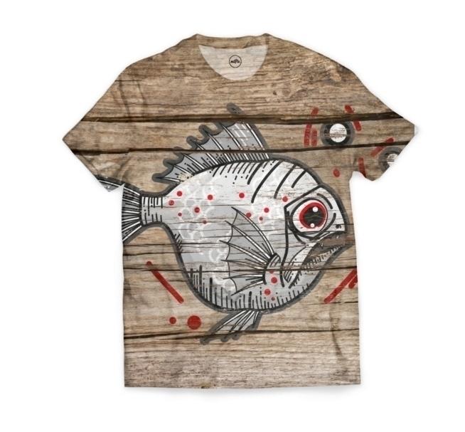fashion, art, tshirt, tshirtdesign - analisa-1264   ello