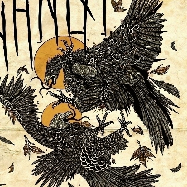 hanoi detail - hanoihardcore, eagle - shapefromhell | ello
