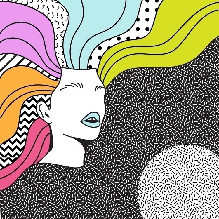 Waves - art, design, patterns, fashion - geelsee   ello