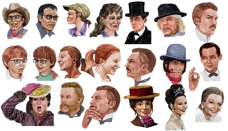 illustration, characterdesign - mjartscom | ello