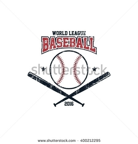 baseball league sport - illustration - vector1st | ello