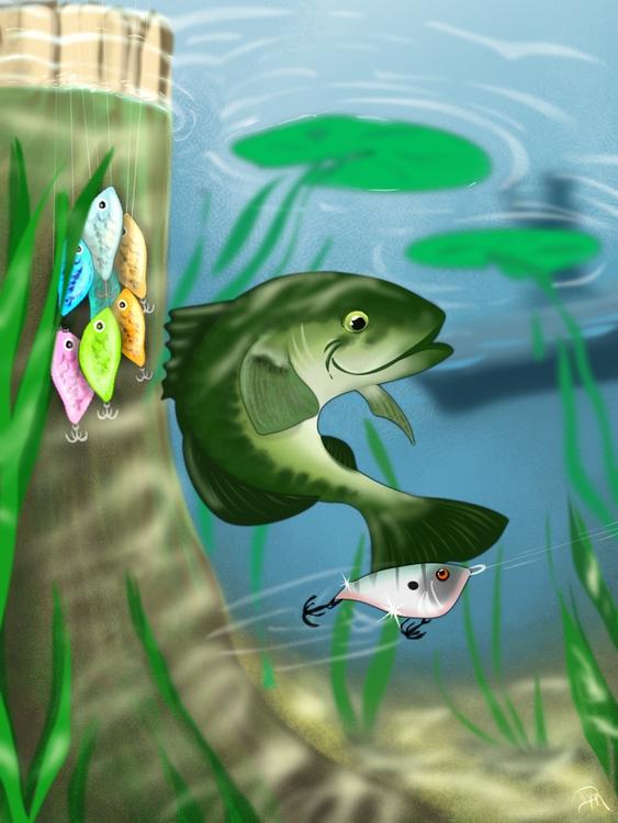 Shiny! fish add collection. Enj - dmerchen | ello