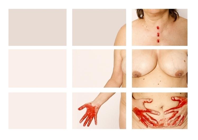 Maria Hibou - Bleeding - photography - mariahibou | ello