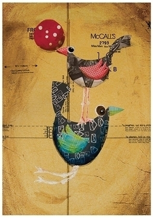 flight birds - #birds, nurseryart - palahoyos | ello