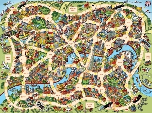 complete game board - hartwigbraun - hartwigbraun | ello