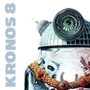 KRONOS 8 Acrylic 20 30 canvas - painting - stu-4310   ello