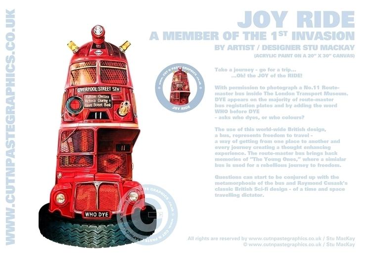 JOY RIDE scenes information - painting - stu-4310 | ello
