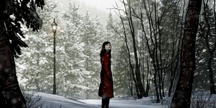 Narnia - cslewis, narnia - andrewcherry | ello