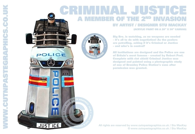 CRIMINAL JUSTICE scenes informa - stu-4310 | ello
