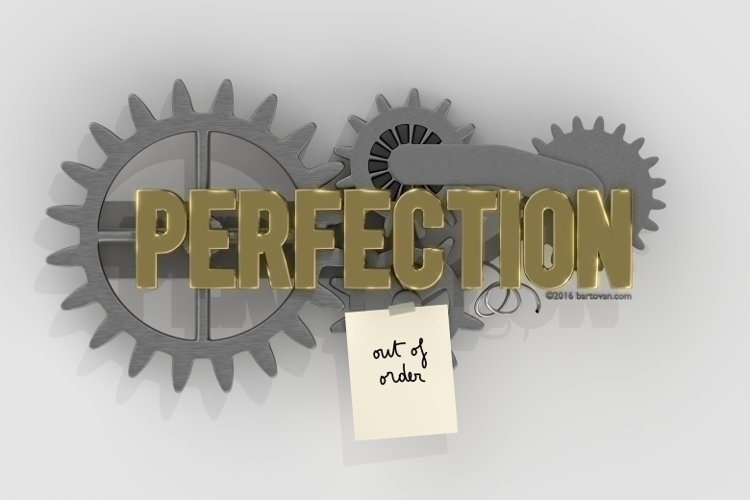 Perfection order - 3d, conceptualart - bartovan-1056 | ello
