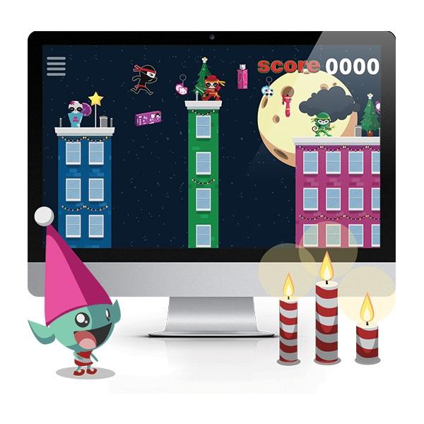 Game screens - illustration, gamedesign - curkas | ello