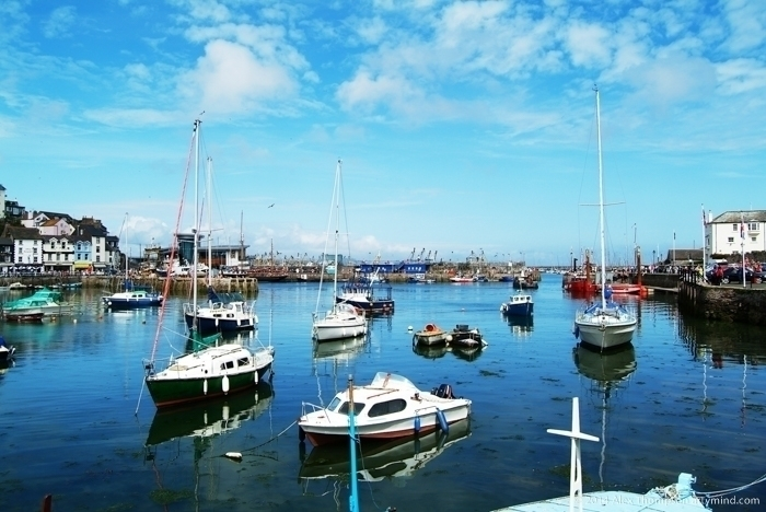bright day Brixham, Devon - devon - ardanmedia | ello