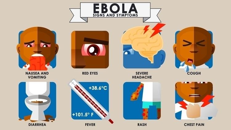 EBOLA VIRUS DISEASE-001 - illustration - massimilianocardinali | ello