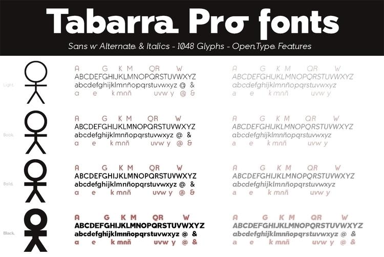 typography - defharo | ello