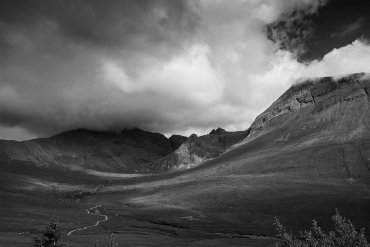 Skye landscape - isleofskye, scotland - malcolmcross | ello