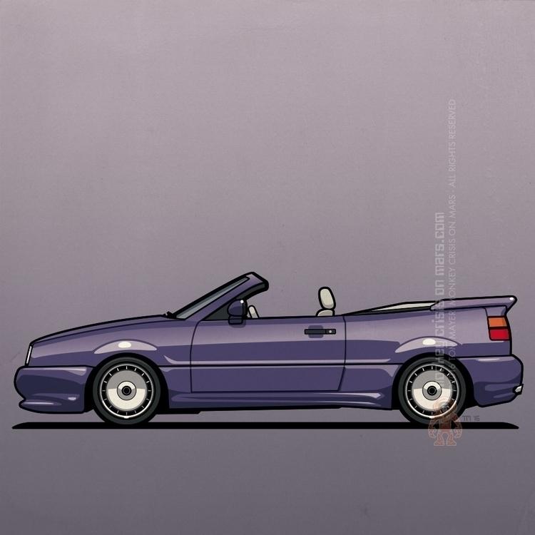 VW Corrado G60 Zender Cabrio Co - monkeycrisisonmars | ello
