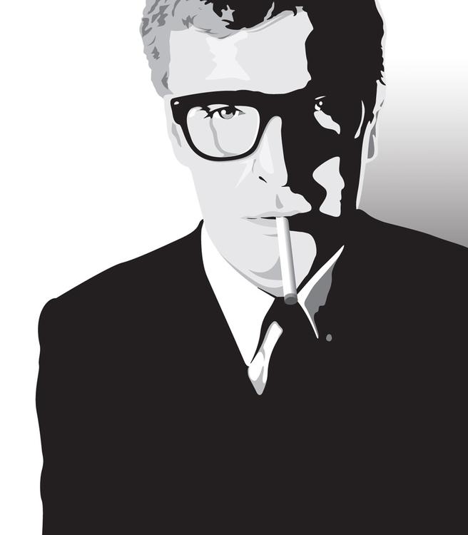 Michael - illustration, vector, vectorillustration - ruperttc | ello