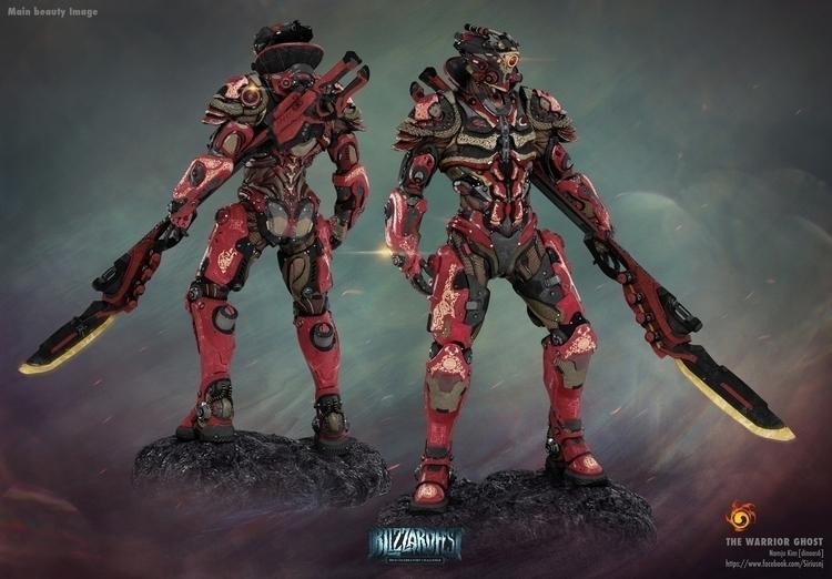 2014 BlizzardFest_The Warrior G - namju | ello