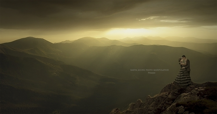 Mountain View - photography, fineart - junidjumaat | ello