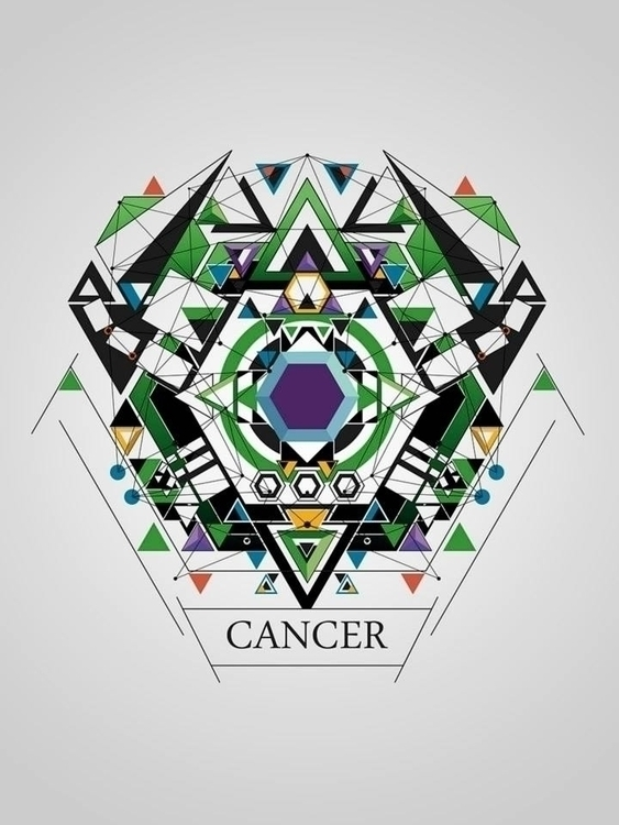 cancer - illustration, graphicdesign - juanco-1165 | ello