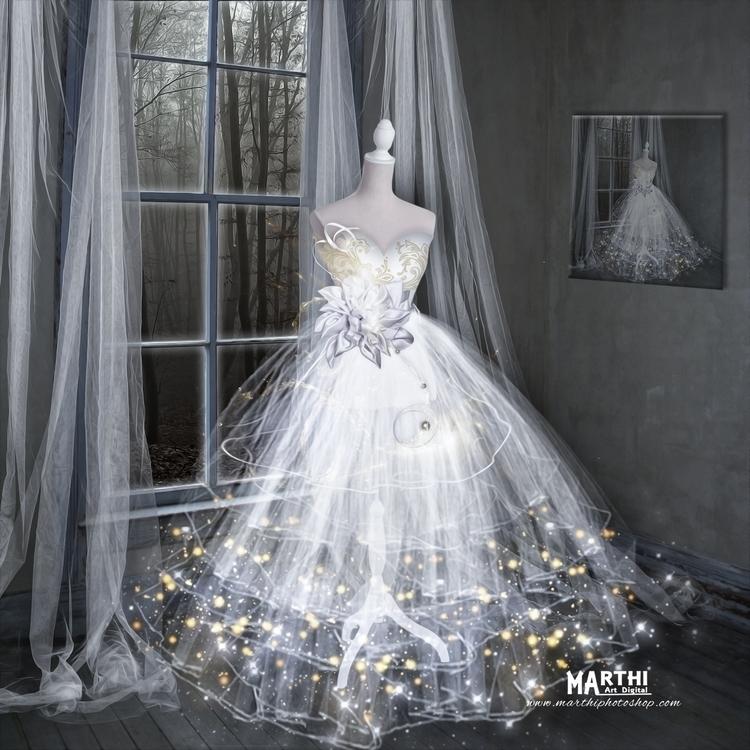 El vestido....del baile, de gra - marthi | ello
