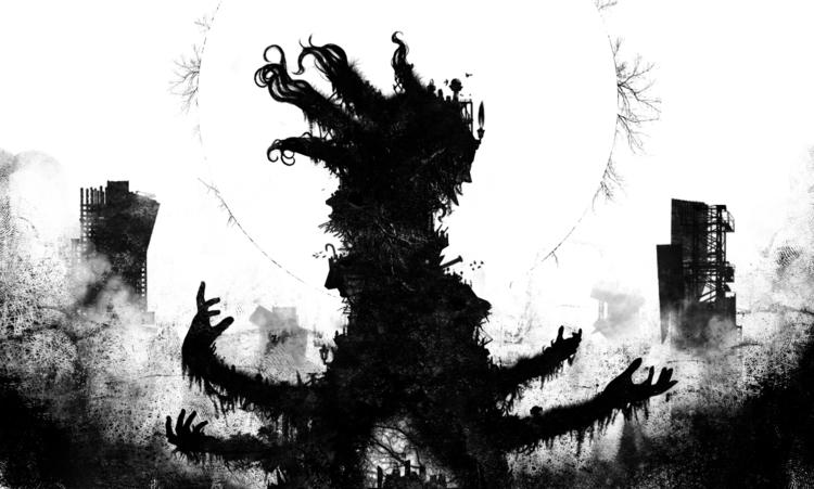 tour de contrôle - illustration - entropie-1385 | ello