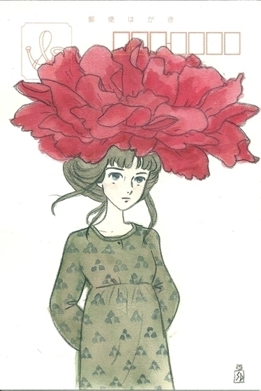 carnation - illustration, painting - serenedaoud | ello