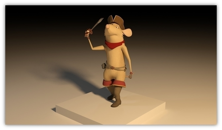 3d, animation, characterdesign - william741 | ello