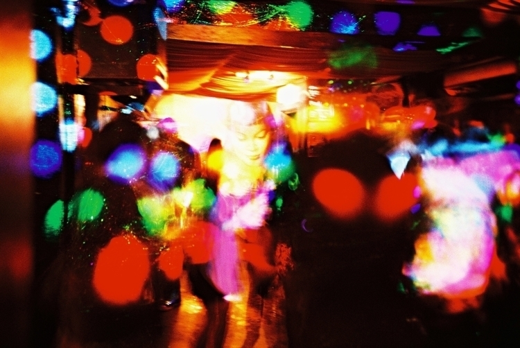 Dance floor - photography, 35mm - upstartthunder | ello