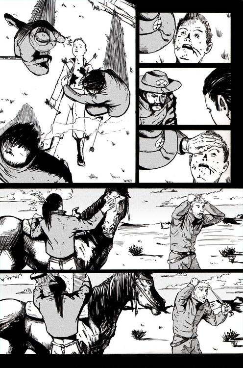 SotP page 6 - sequentialart, comics - lostronin | ello