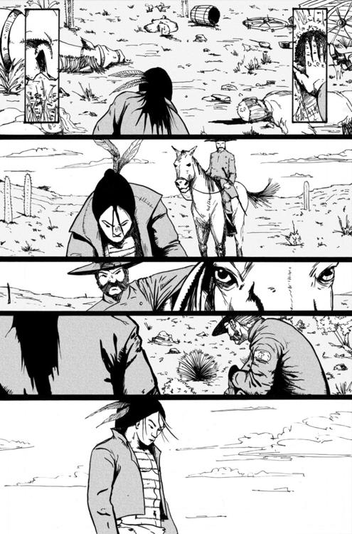 SotP page 8 - sequentialart, comics - lostronin | ello