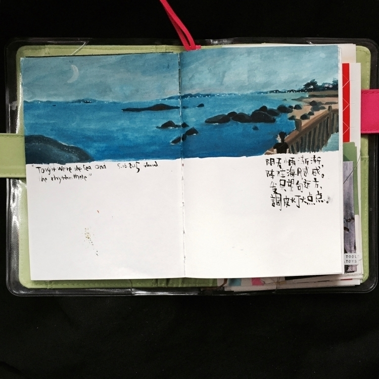 illustration, painting, drawing - elwood-6557 | ello