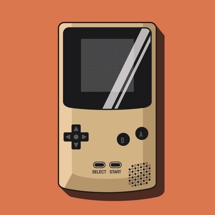 Drew Pokemon released fun - illustration - rexdesigns | ello