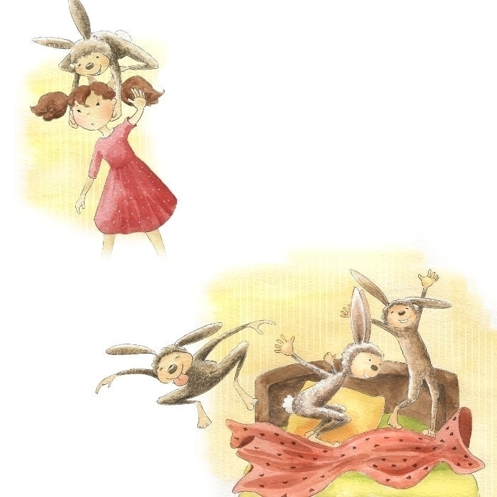 illustration, watercolor, children'sillustration - joannapasek | ello