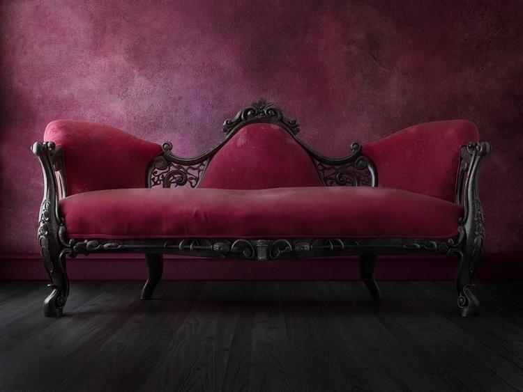 Neoclassical English sofa 1819 - arylaszlo | ello
