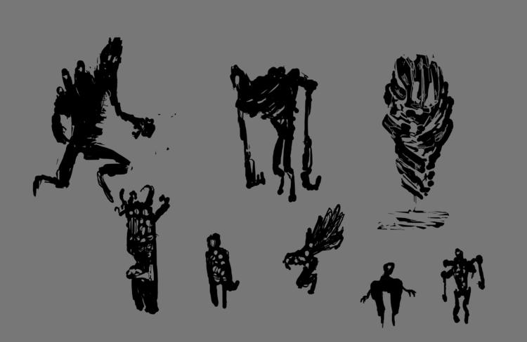 sketches - illustration - entropie-1385 | ello