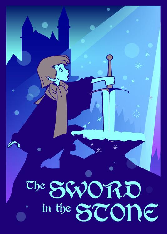 Sword Stone - theswordinthestone - justinoden | ello