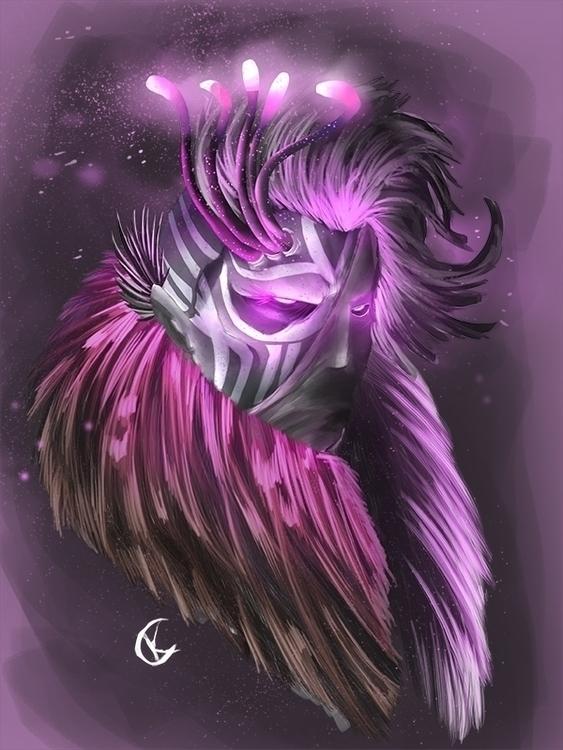 Cyn Ryan - Portrait, painting, character - kelts-7159 | ello