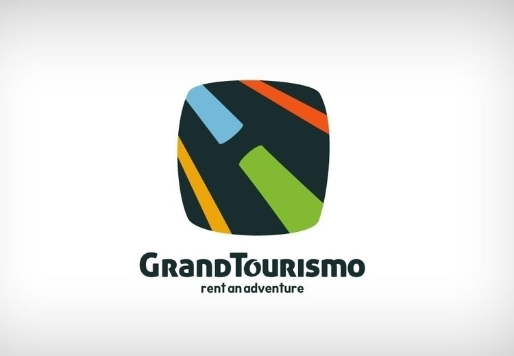 Grand Tourismo - graphicdesign, logo - dasaideabox | ello