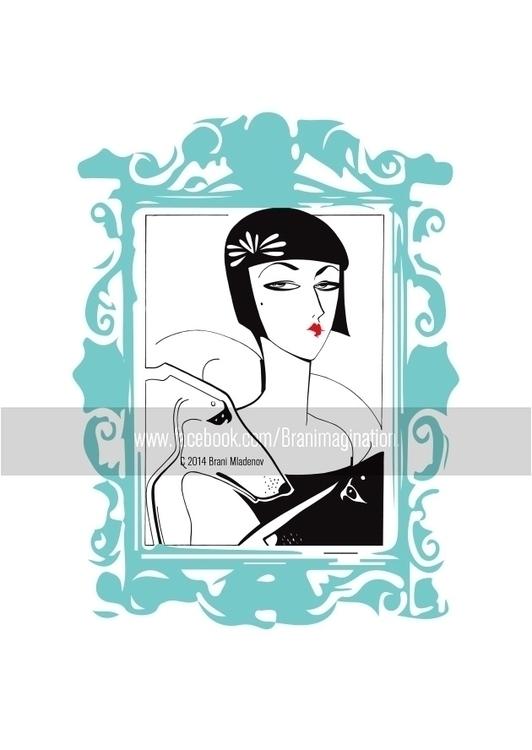 Flapper - conceptart, drawing, design - branimagination | ello