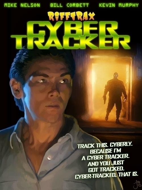 RiffTrax Cyber Tracker live! po - jasonmartin-1263 | ello