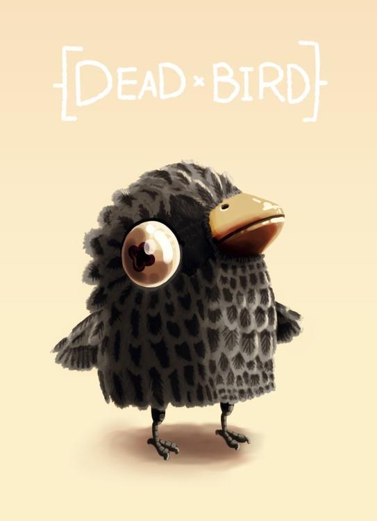 Matt Dead Bird! birthday gift - mattgoop - indiana_jonas | ello