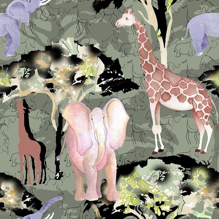 Safari - marysheaffer | ello