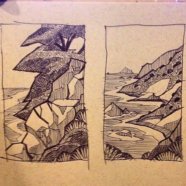 Landscapes - traditionalart, art - kirkparrish | ello