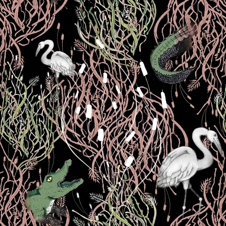 Swamp - marysheaffer | ello
