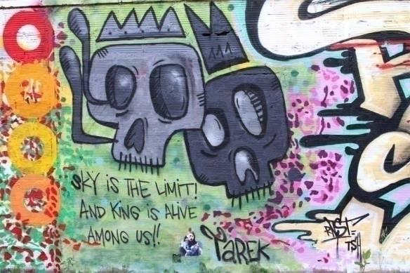 news pictures - painting, graffiti - tarek-8894 | ello